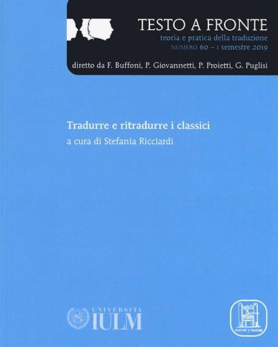 Translating and re-translating the classics
