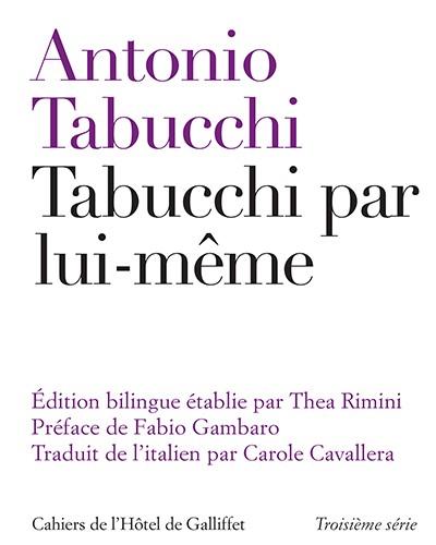 Histoires éditoriales, les «Cahiers de l'Hôtel de Gallifet»