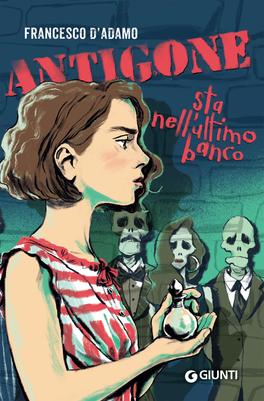 Antigone sta nell'ultimo banco (Antigone sits at the last desk)