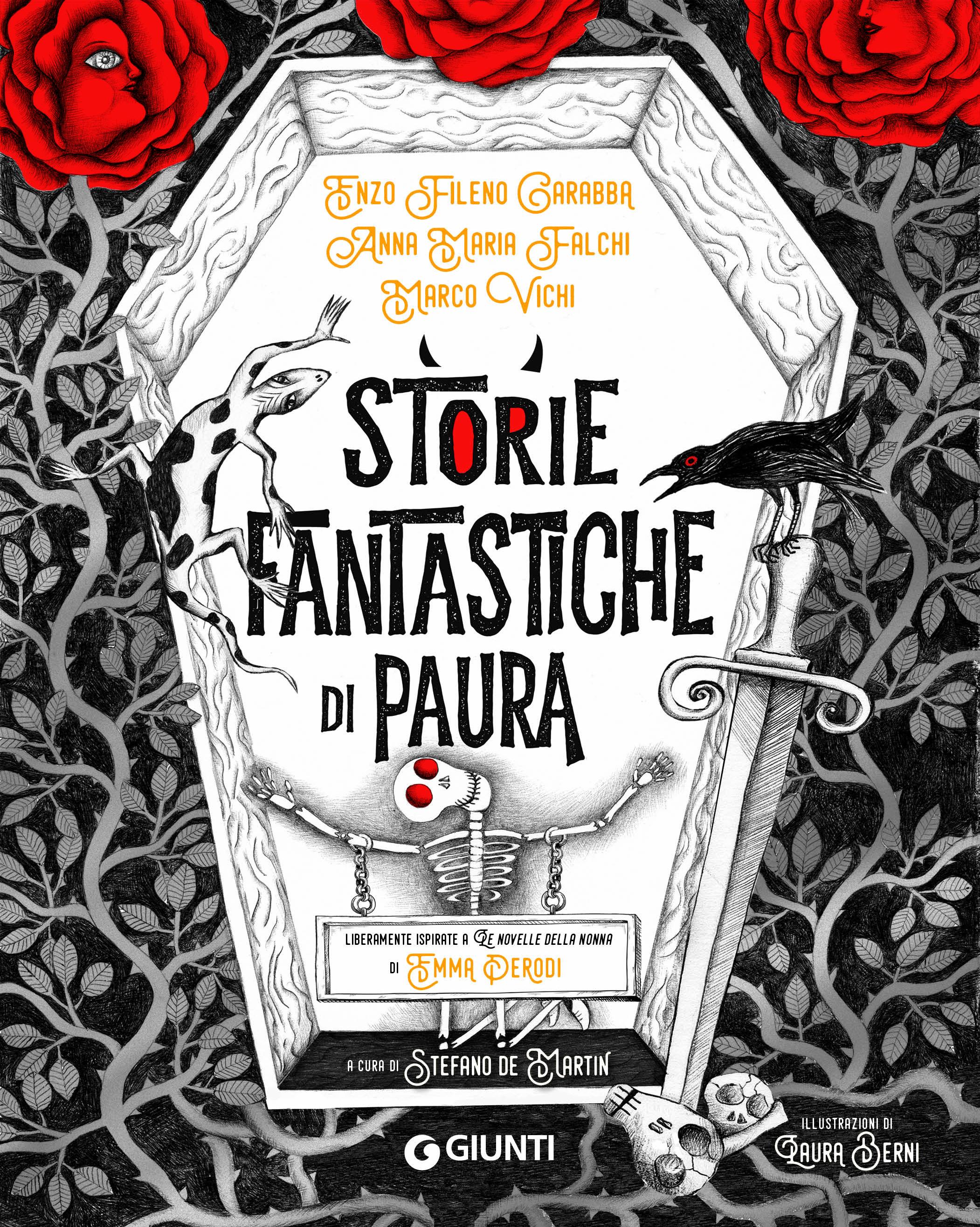Storie fantastiche di paura (Fantastic horror stories)
