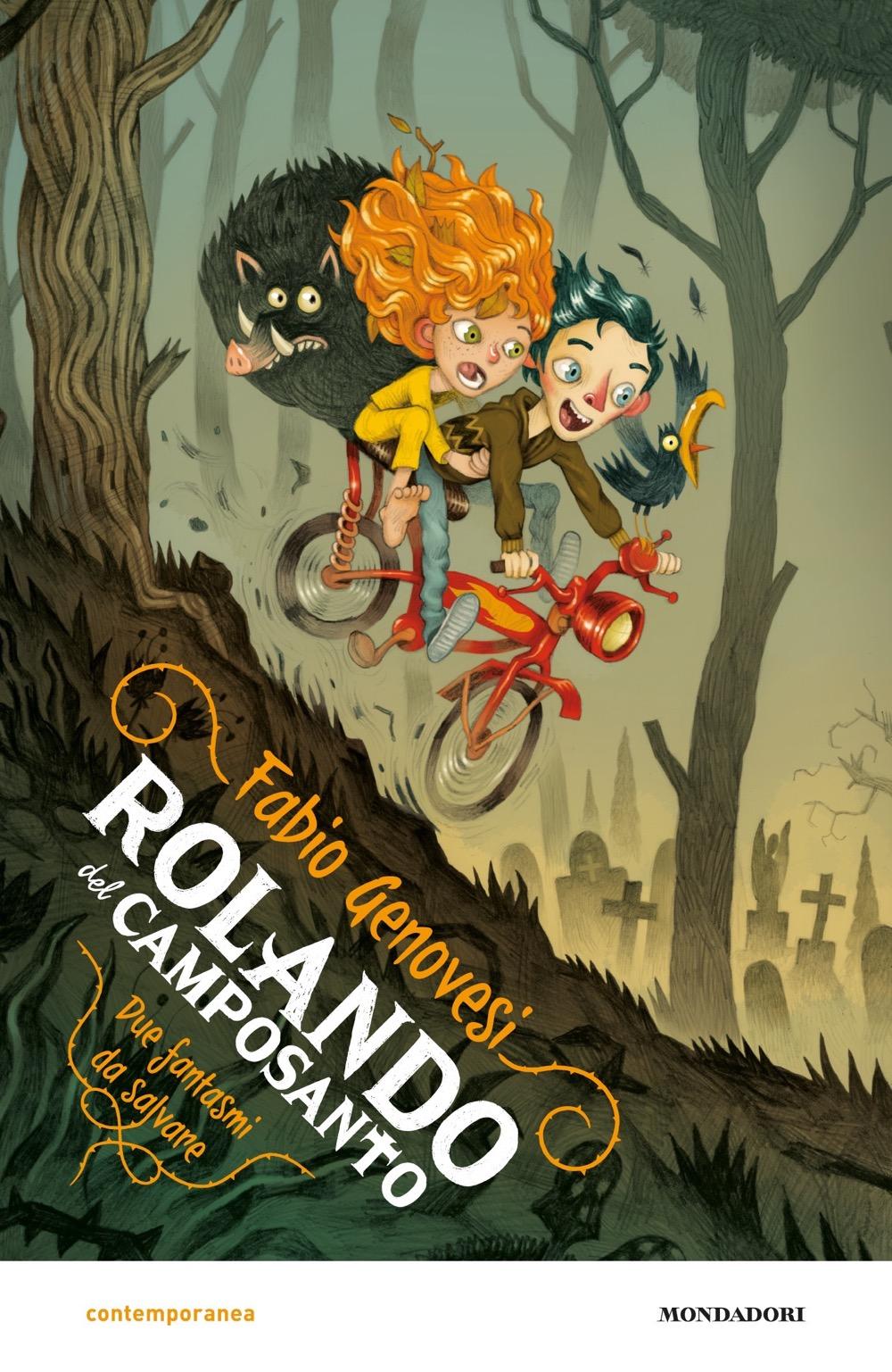 Rolando del camposanto (Rolando from the Graveyard)