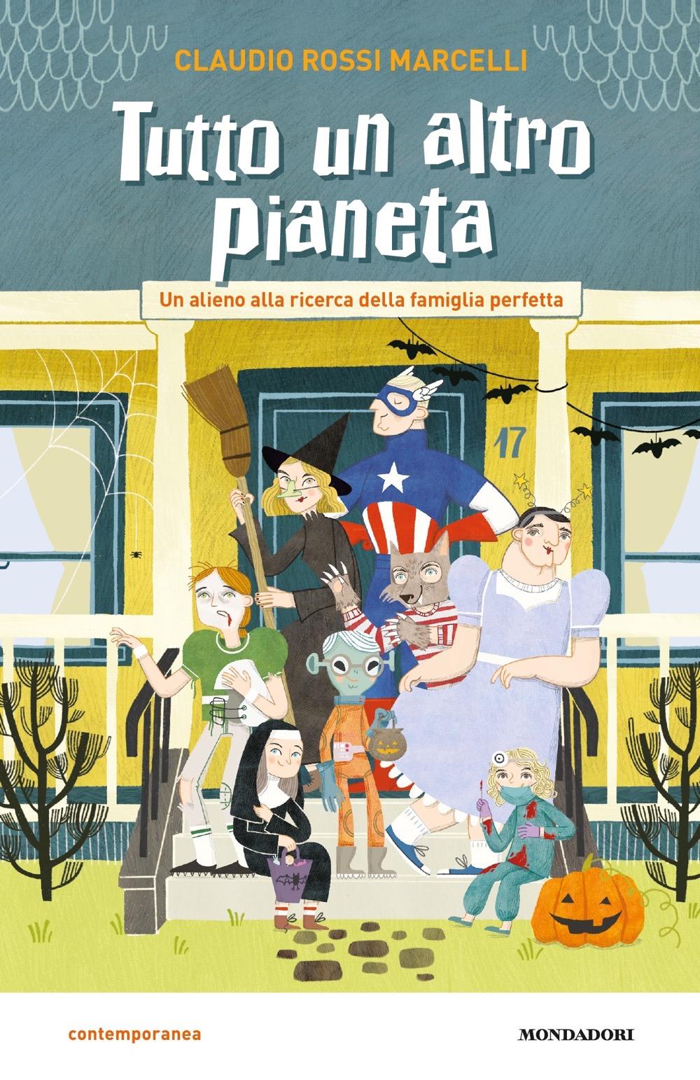 A whole other planet. An alien seeking the perfect family (Tutto un altro pianeta. Un alieno alla ricerca della famiglia perfetta)