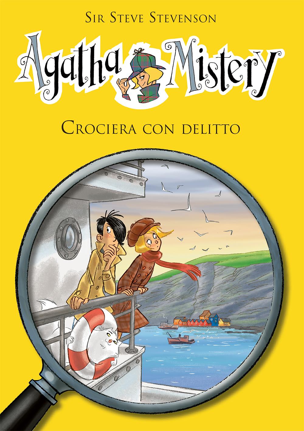 Crociera con delitto – Agatha Mistery vol. 10