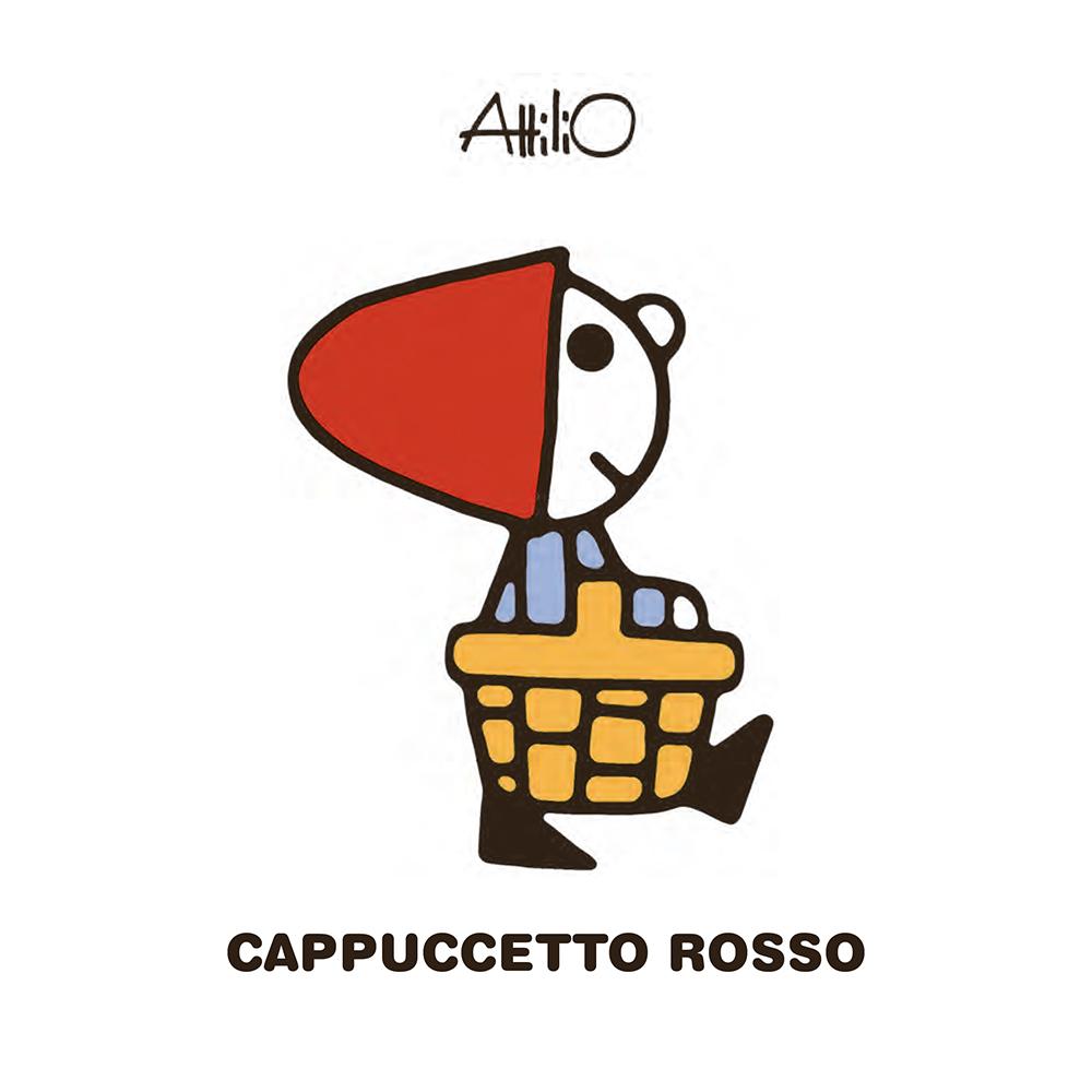 Cappuccetto Rosso – Mini fiabe
