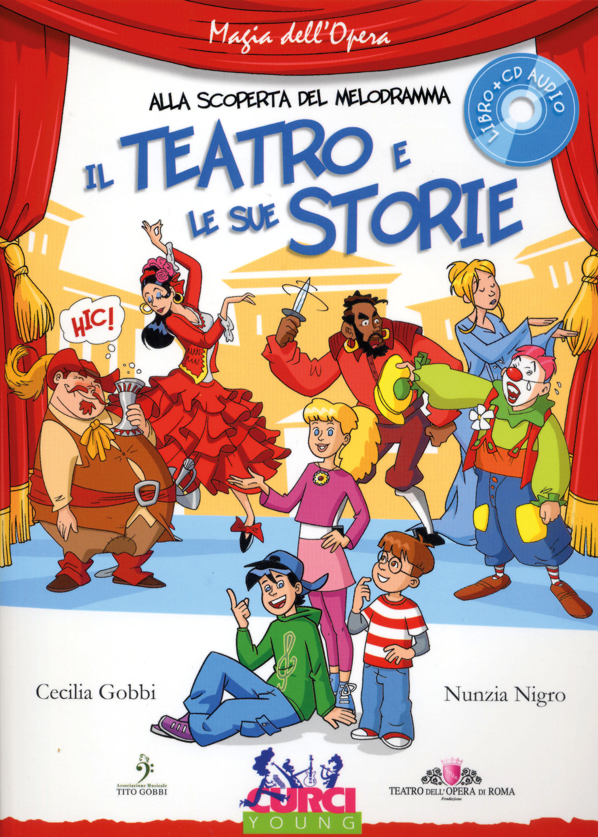 Theatre and his tales