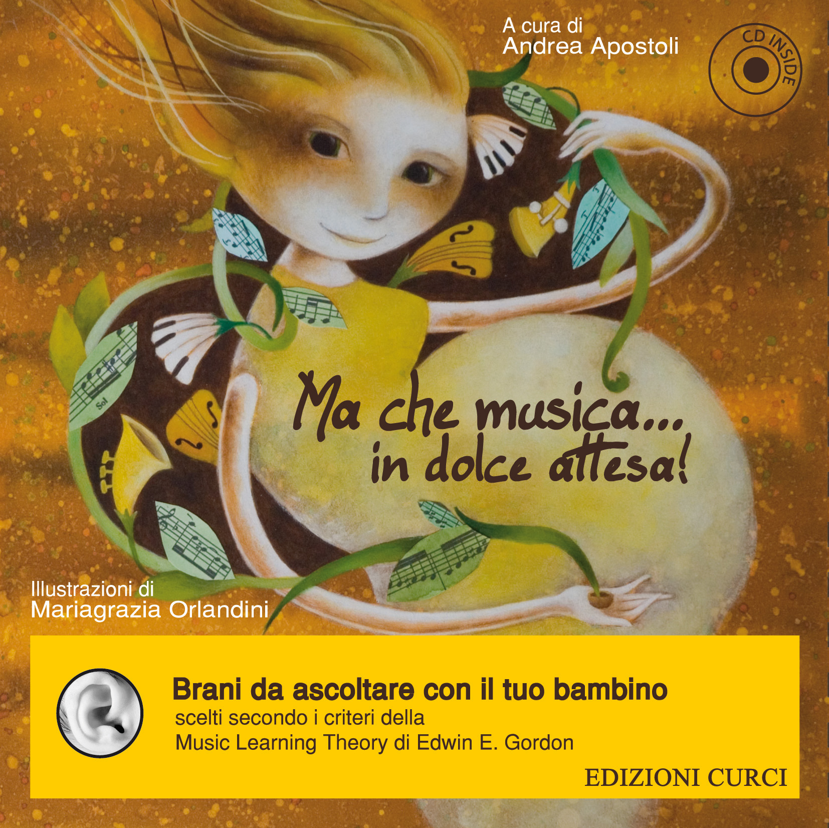 Ma che musica in dolce attesa!  What great music in pregnancy!