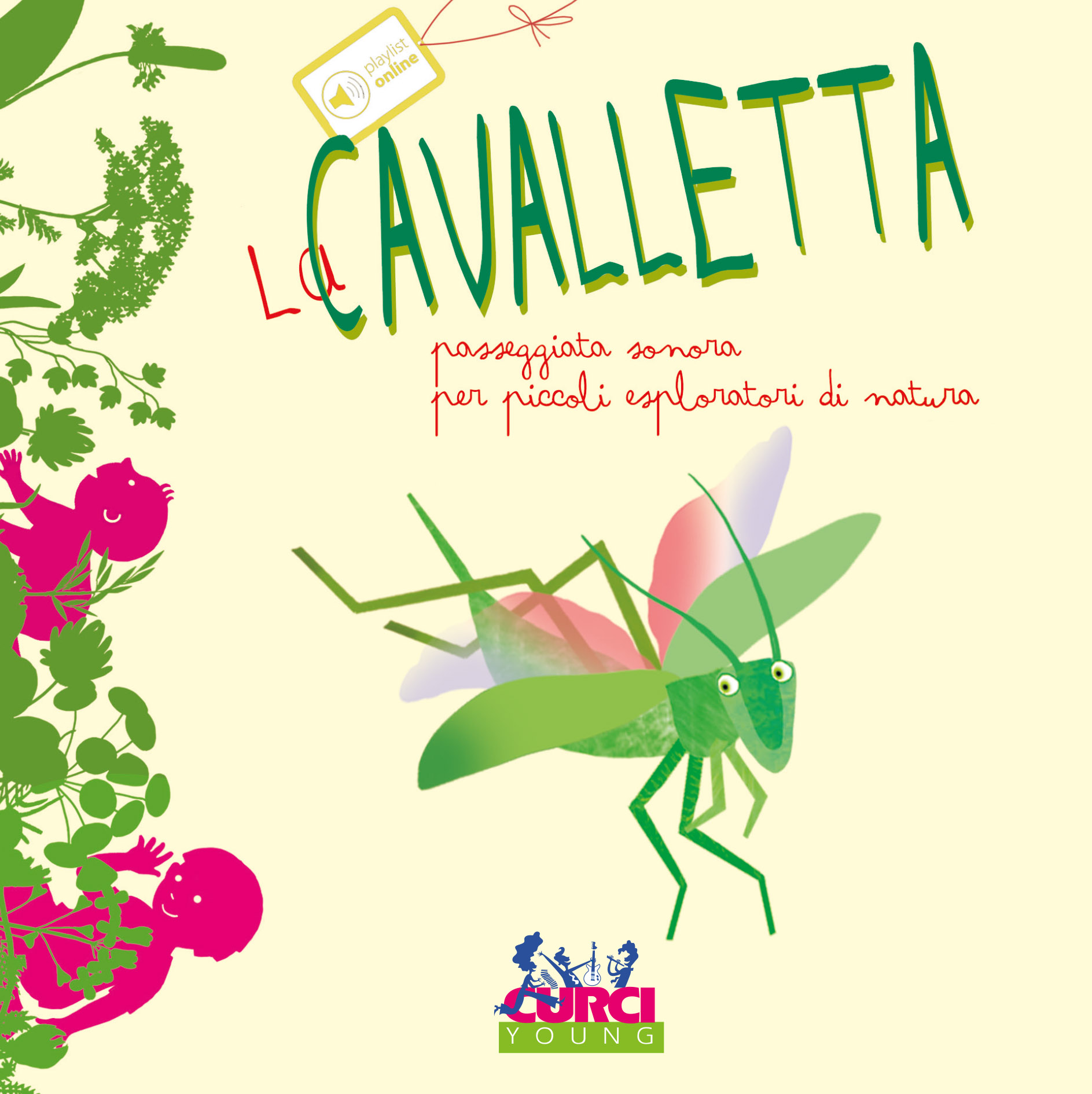 Piedi e orecchio – LA CAVALLETTA | Feet and Ears – THE GRASSHOPPER