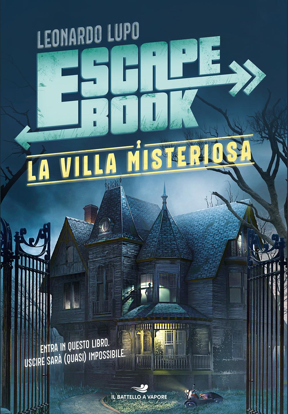 La villa misteriosa – Escape book