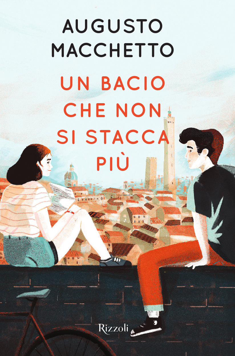 Un bacio che non si stacca più (A kiss that will stay with you forever)