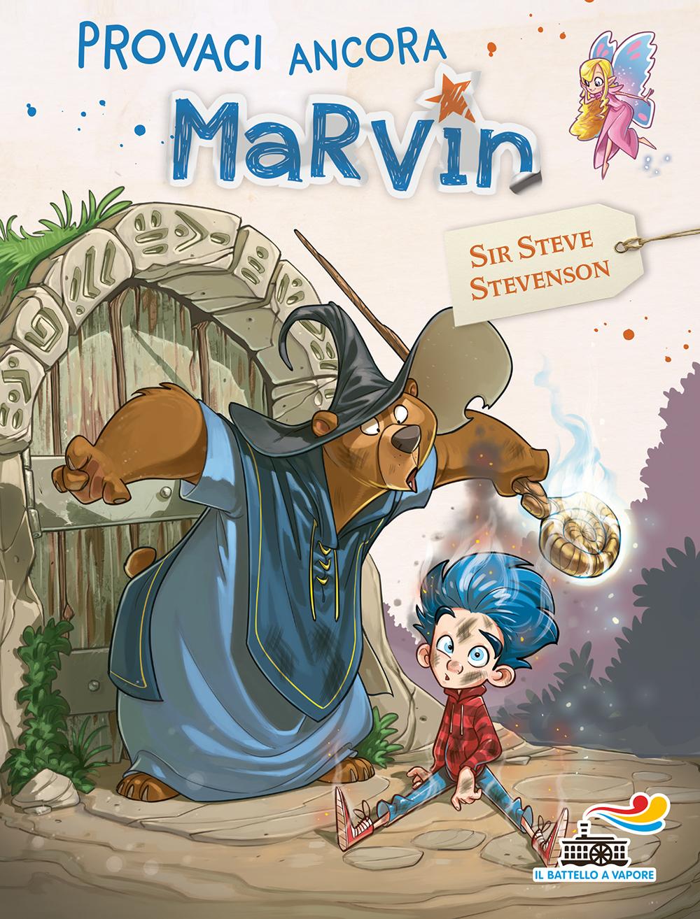 Provaci ancora Marvin! – Marvin vol. 1