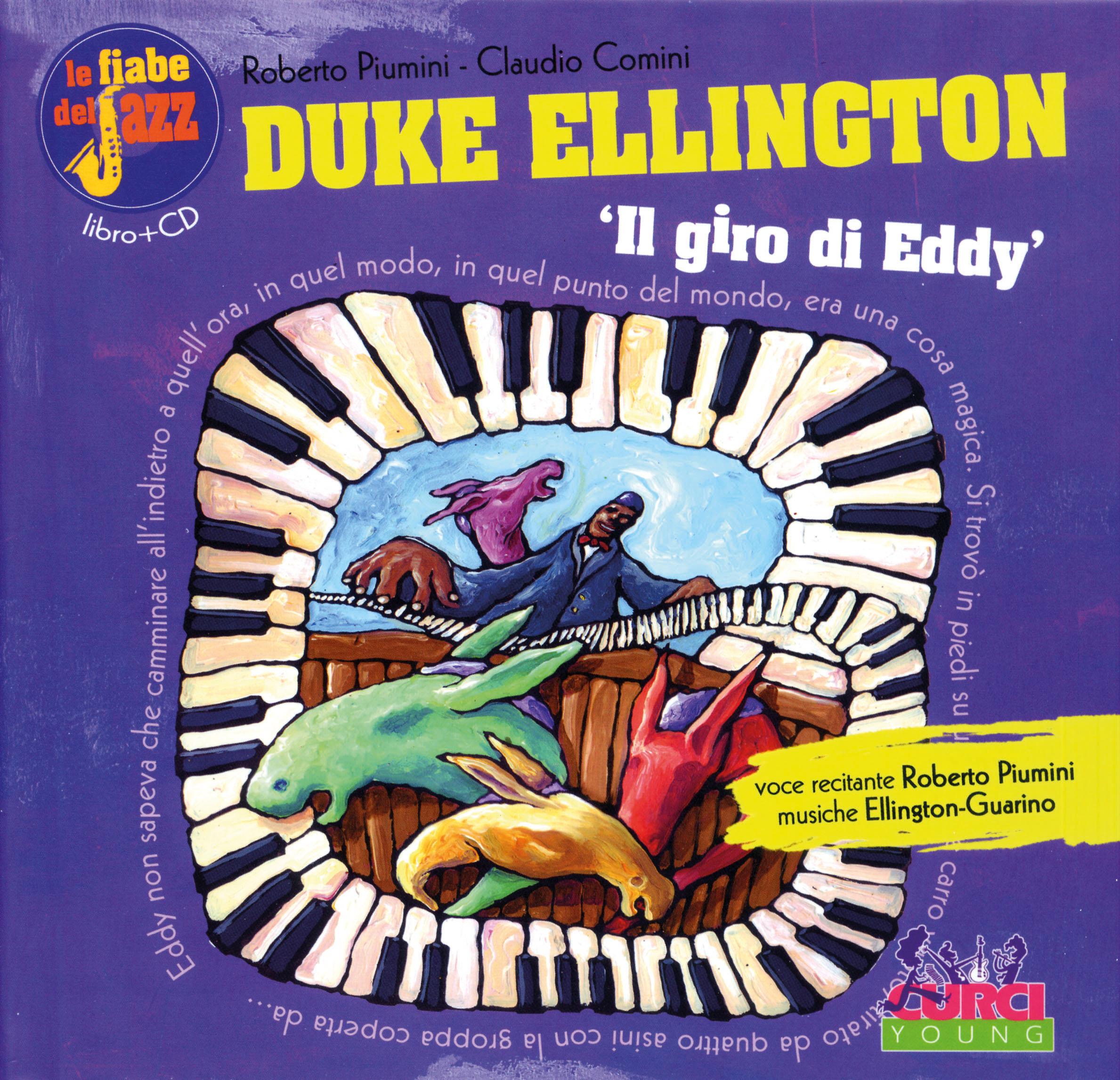 Le fiabe del jazz, DUKE ELLINGTON – Il giro di Eddy   Jazz Tales, DUKE ELLINGTON – Eddy's turnaround