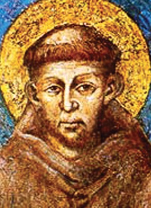 St. Francis of Assisi in other languages