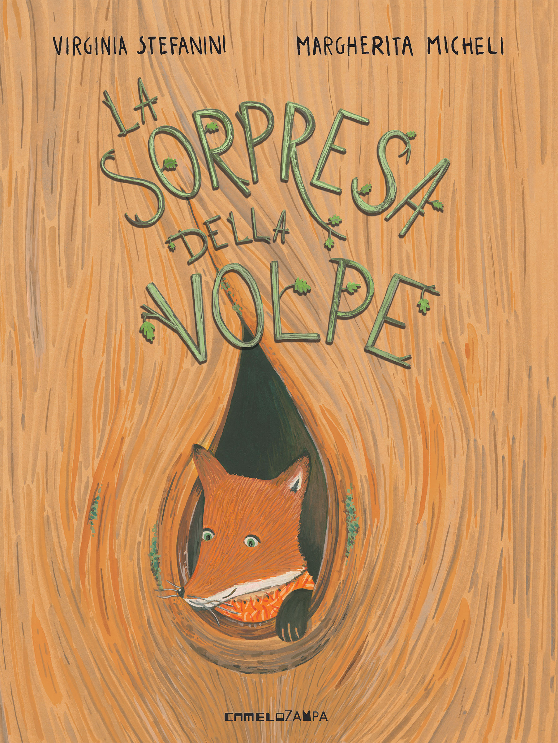 La sorpresa della Volpe – The Fox's Surprise