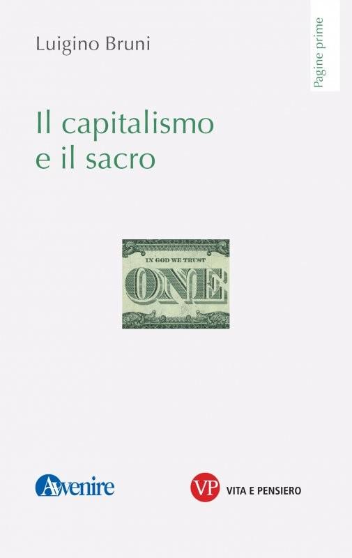 "The book ""Il capitalismo e il sacro"" wins the Ambassadors to the Holy See Literary Award 2020"