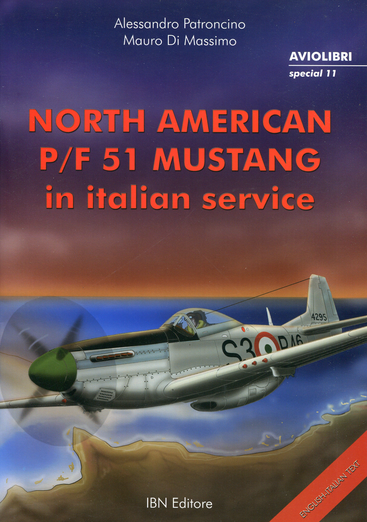 North American P/F 51 Mustang in italian service