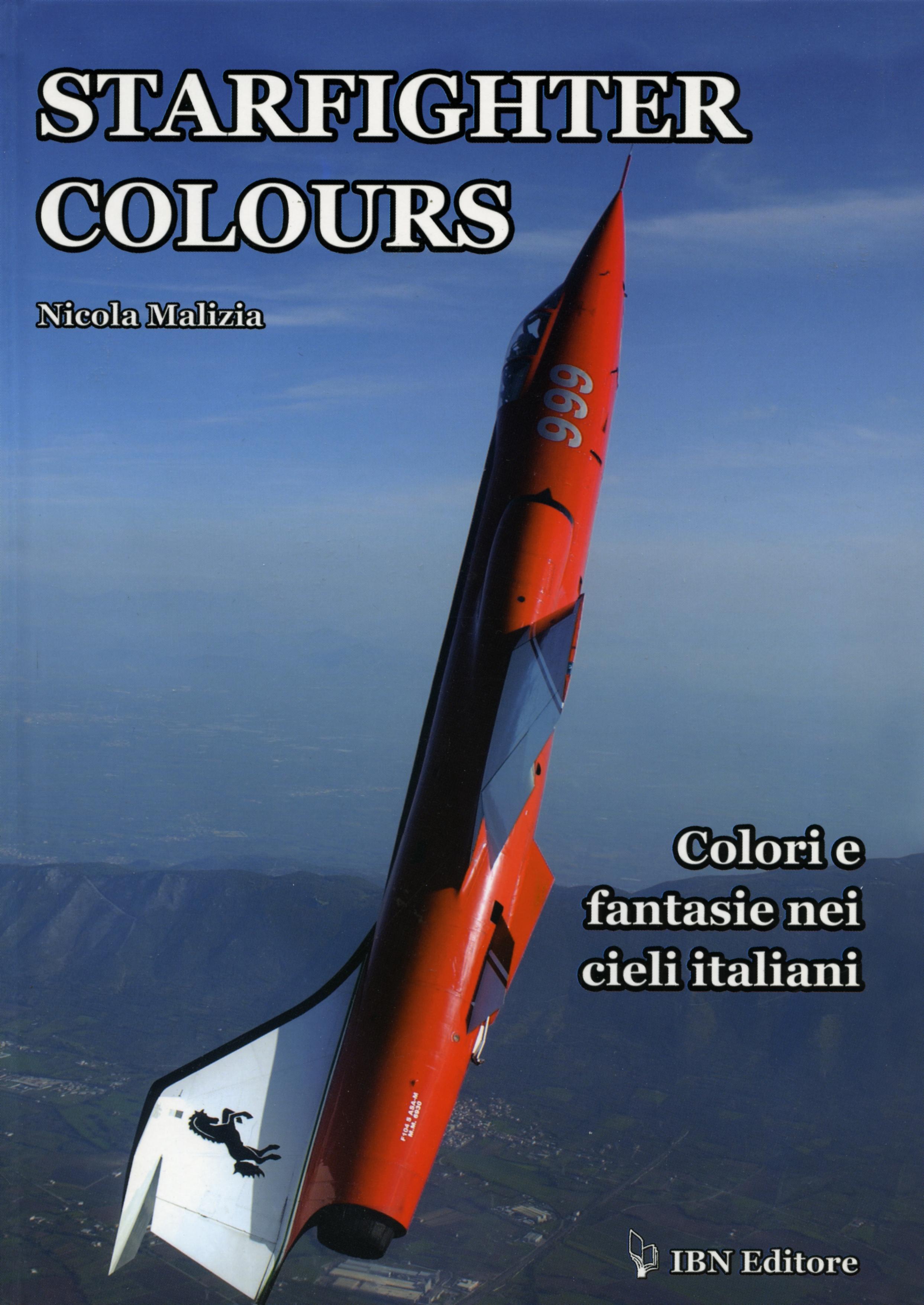 Starfighter Colours. Colori e fantasie nei cieli italiani