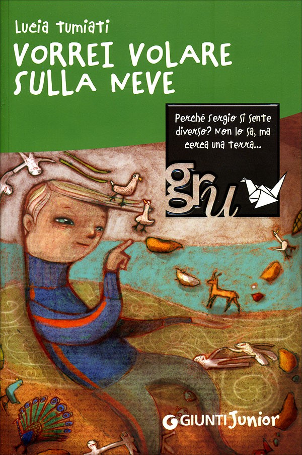"The book ""Vorrei volare sulla neve"" by Lucia Tumiatihas been translated into Azerbaijani"