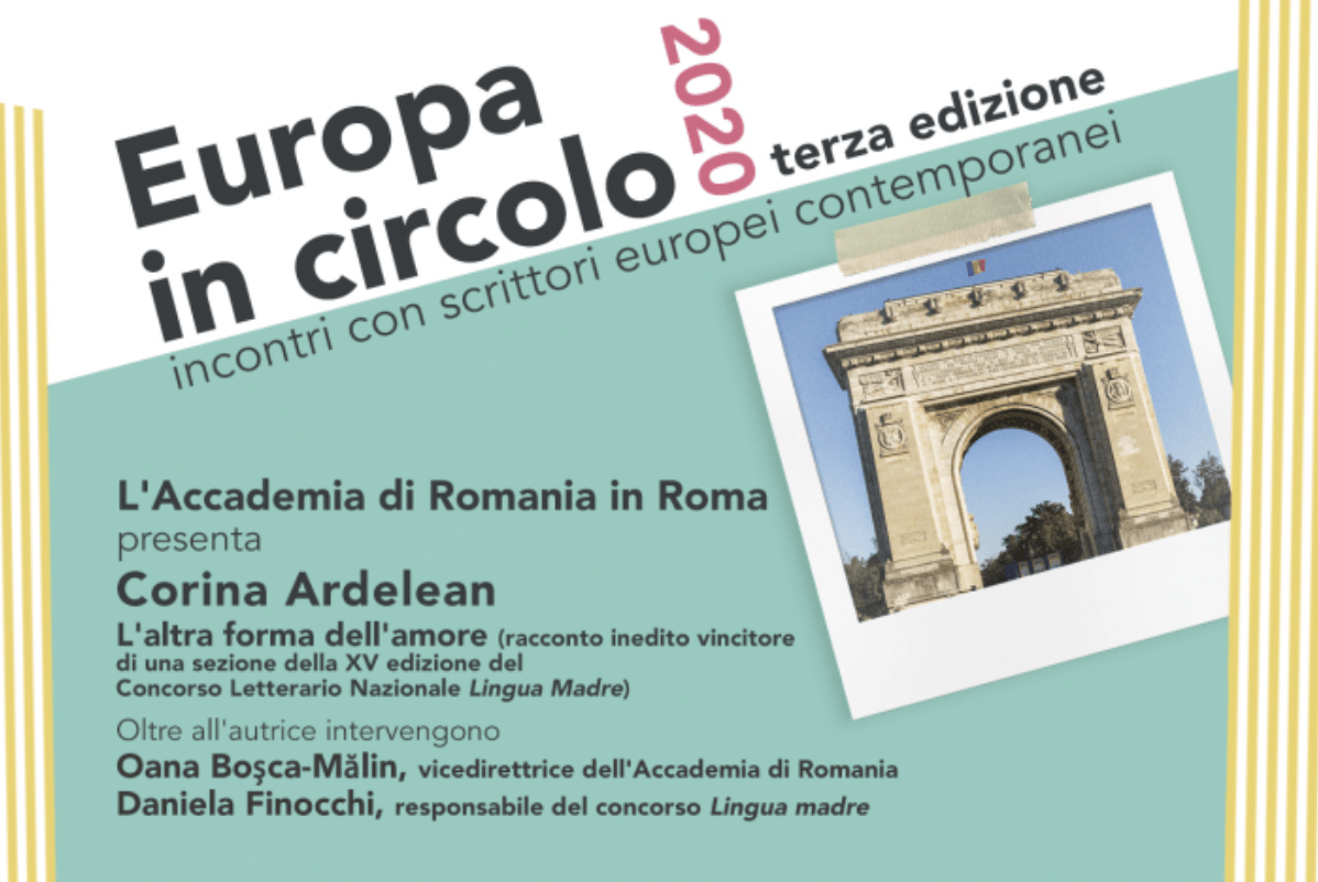 Romania will be present at the 3rd edition of the Europa in Circolo project