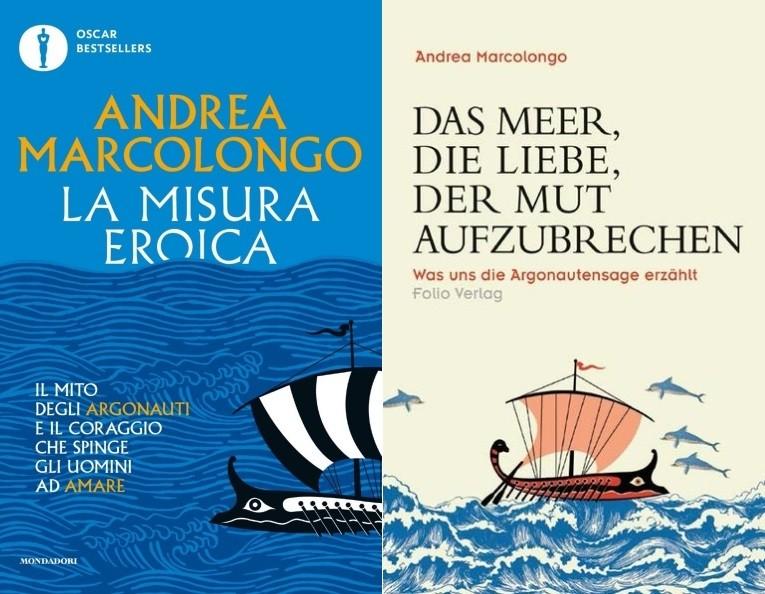 """Presentation of Andrea Marcolongo's book """"La misura eroica"""" at the ICI of Hamburg"""