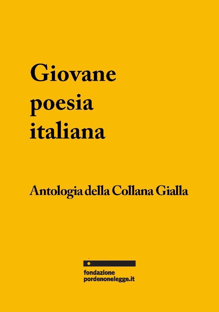 From Berlin: Giovane poesia italiana