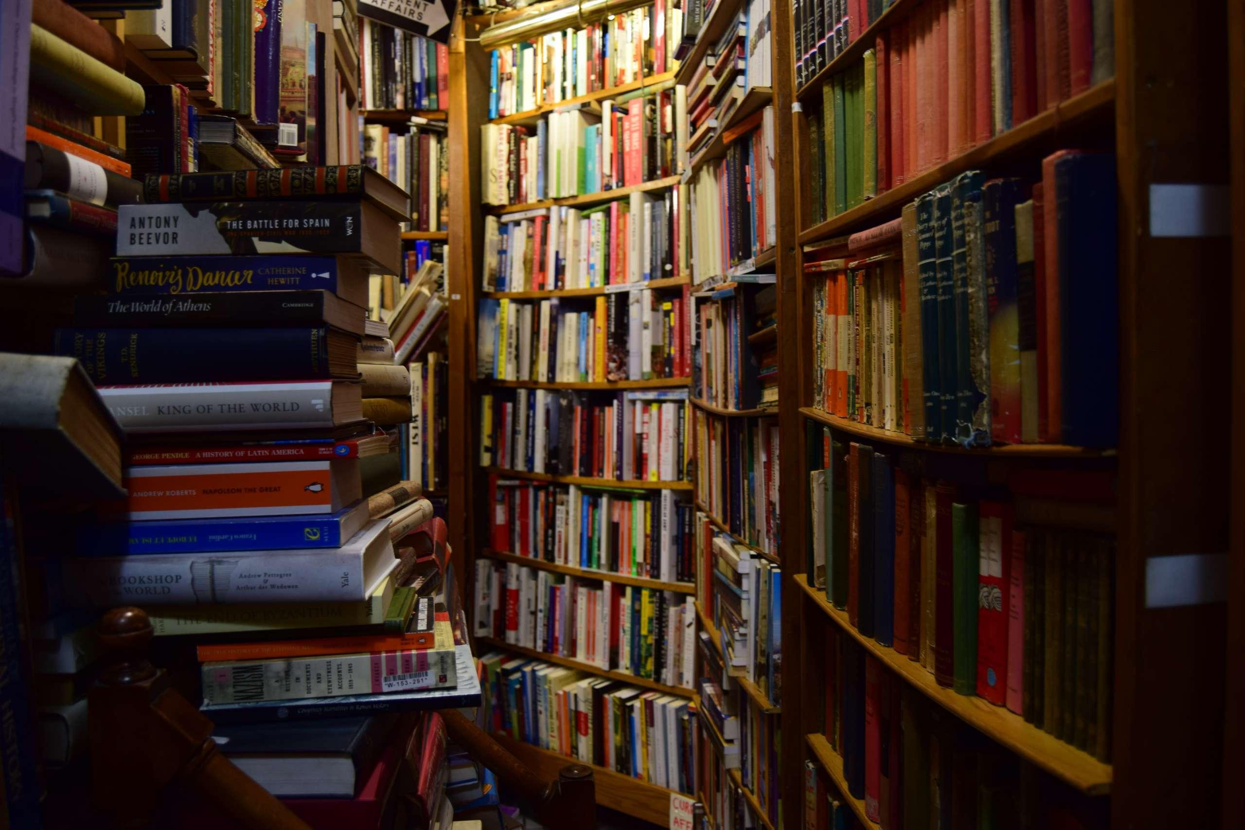 Le librerie italiane a Parigi in tempo di pandemia