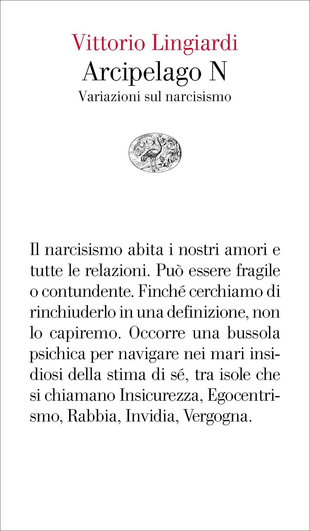 Archipel N. variations sur le narcissisme