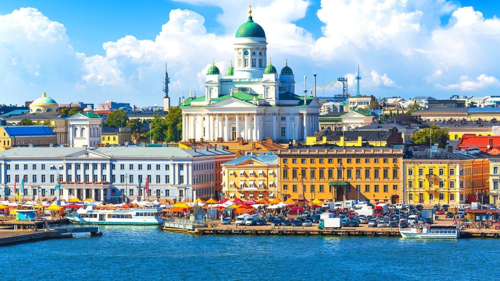 Le livre italien en Finlande