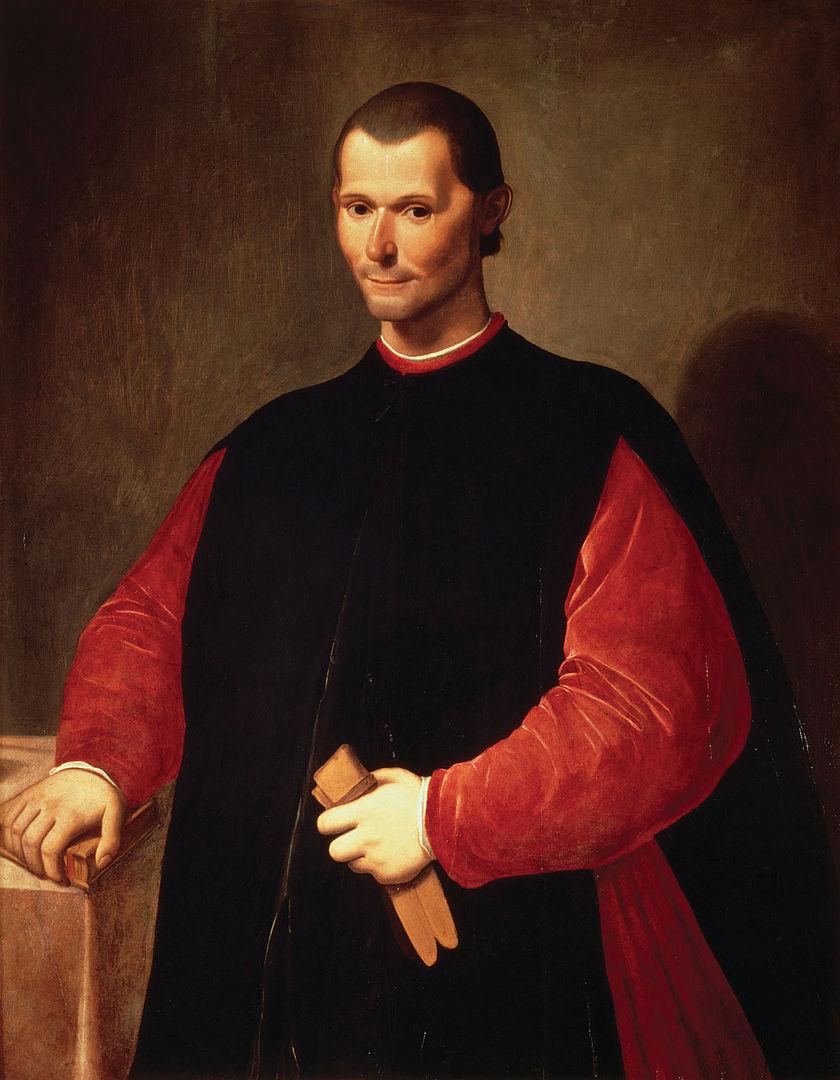 Machiavelli in altre lingue